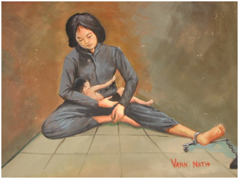 Vann Nath Paintings For Sale